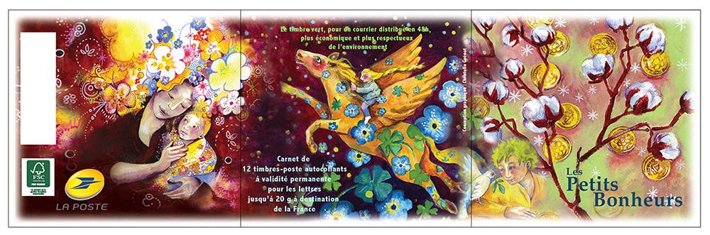 « Les petits bonheurs » en Vœux Grand Public fin 2013