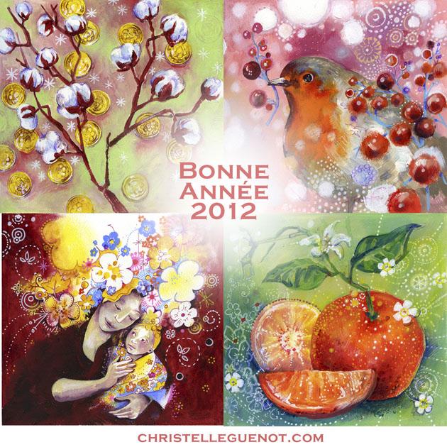 Vœux 2012