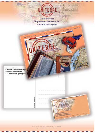 Publishing de la SA uniterre