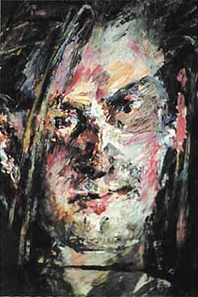Acrylique – 500/450 – « Pierre-André »