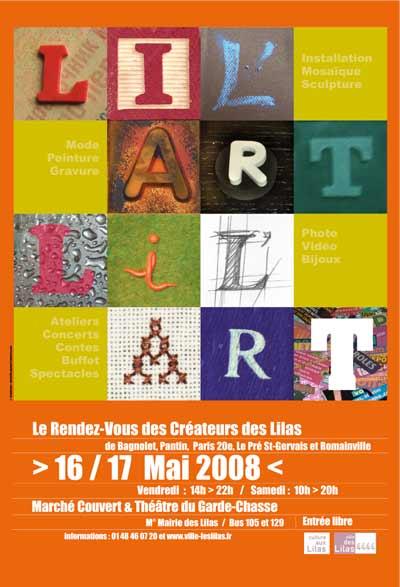 2 Communication visuelle de l'événement culturel Lil'Art