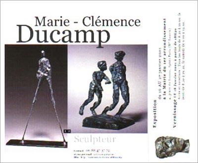 Marie-Clémence Ducamp
