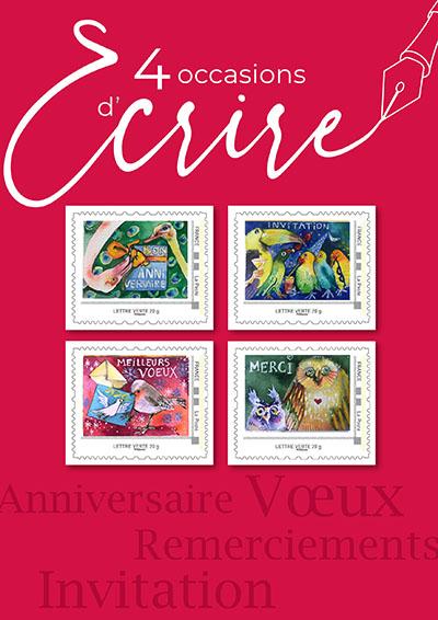 Read more about the article Timbres de vœux : les 10 ans de Carré d'Encre