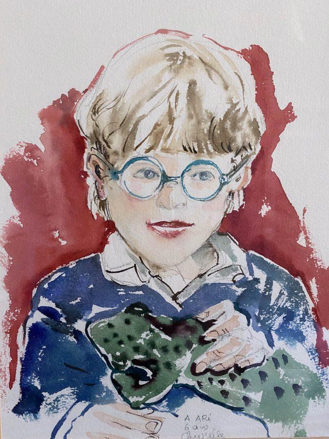 Read more about the article Portraits d'enfants